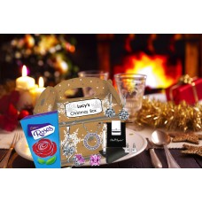Christmas Luxury Box with Gifts from Swarovski® & Cadburys