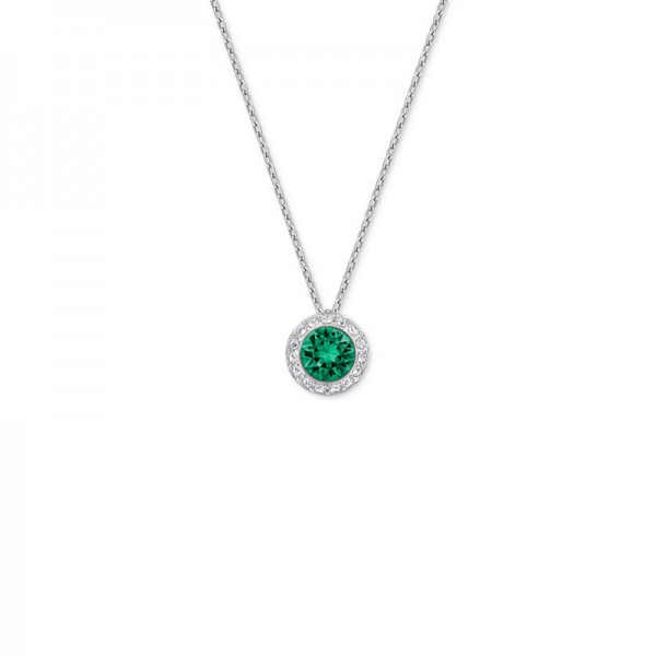 Green Crystal Pendant