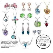 Crystal Jewellery Lucky Dip