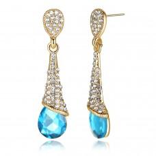 Zenith Crystal Earrings