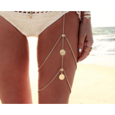 Ladies Thigh Jewellery