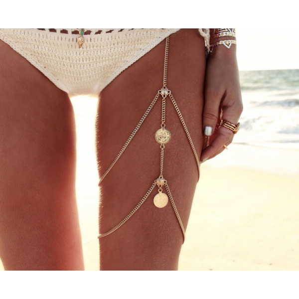 Ladies Thigh Jewellery