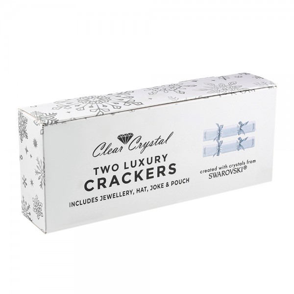 2021 LUXURY CHRISTMAS CRACKERS CREATED WITH SWAROVSKI® CRYSTALS
