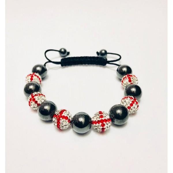 St. George Shamballa Bracelet